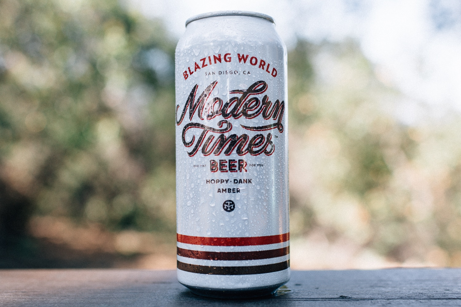 Blazing World by Modern Times