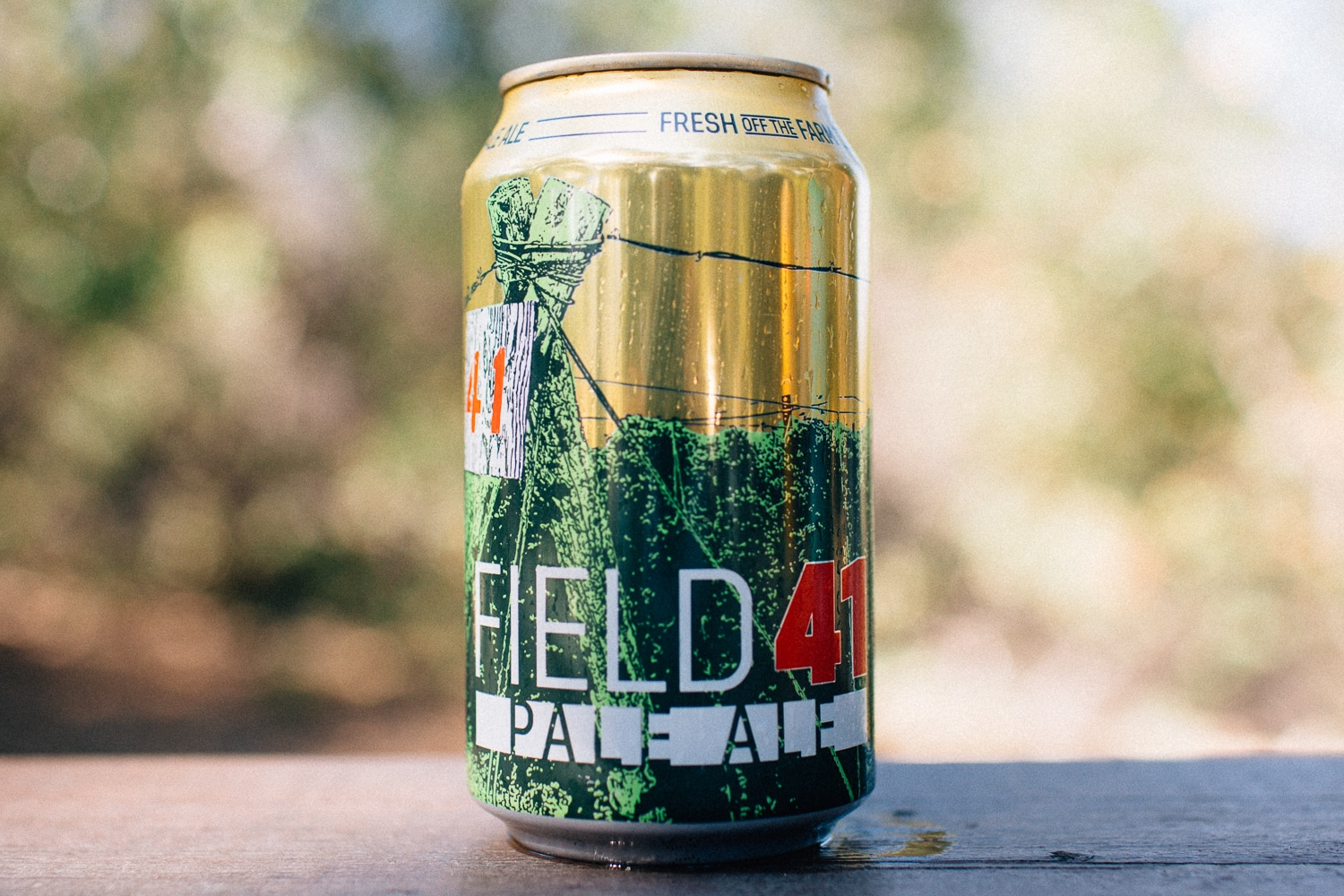 Field 41 Pale Ale by Bale Breaker