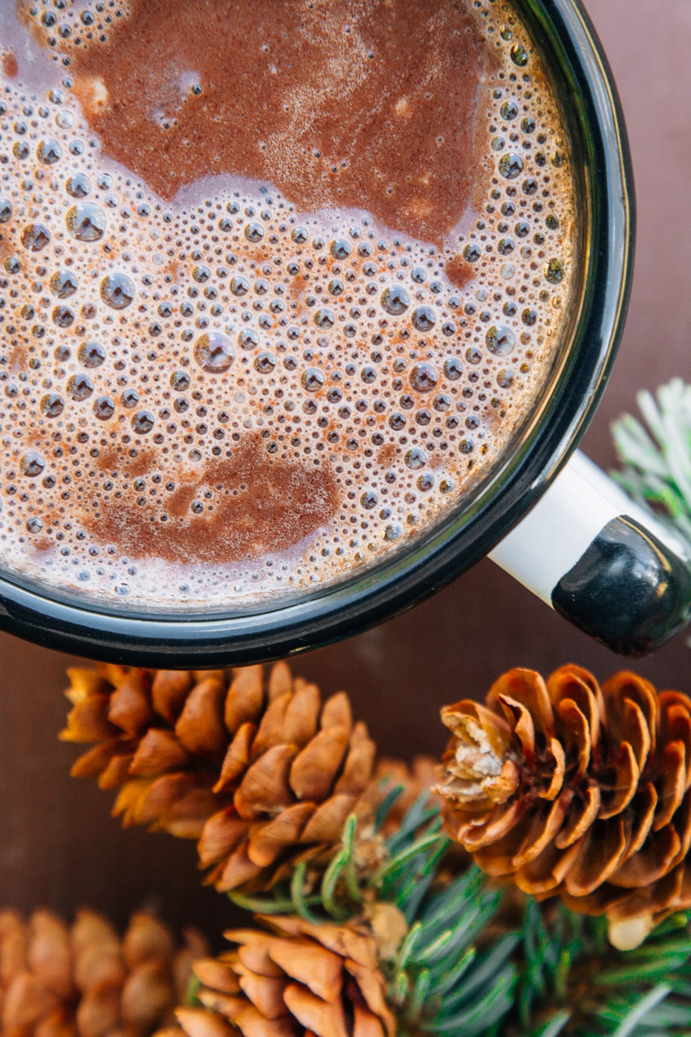Perfect for Fall Camping: Two- Ingredient Nutella Hot Cocoa