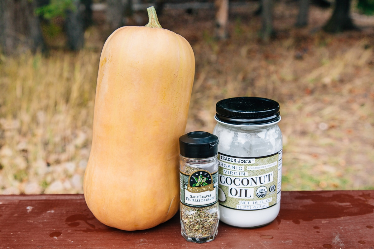 An easy Thanksgiving side: Coconut Butternut Squash