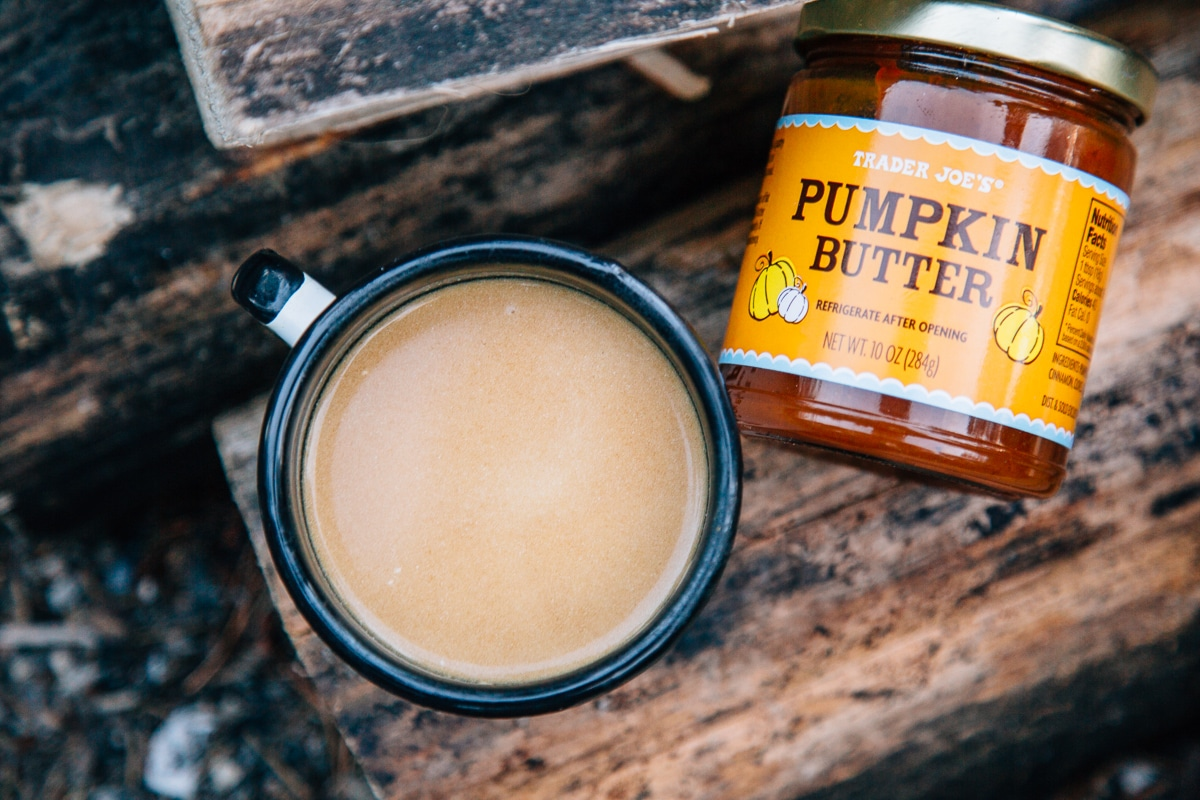 Spiked Pumpkin Spice Chai
