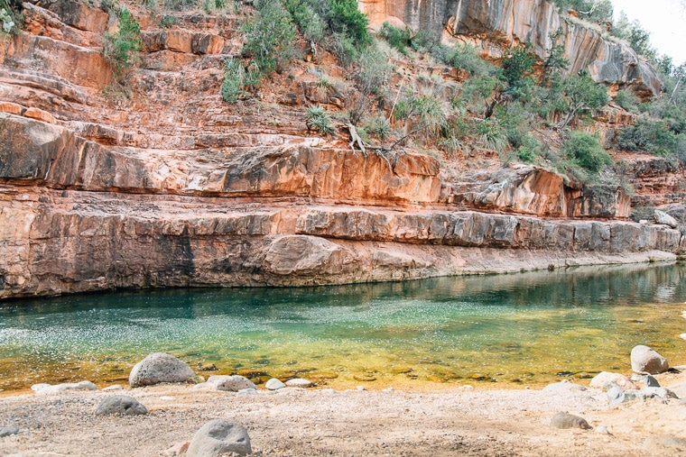 The Ultimate Guide to Sedona's Swimming Holes | Grasshopper Point