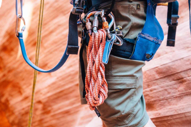 Canyoneering Gear Zion Adventure Company