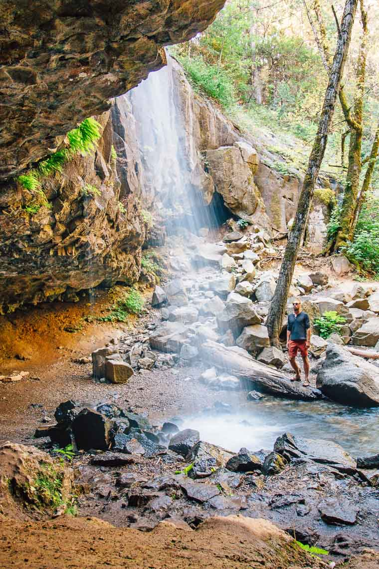 Mt. Shasta, CA is a small mountain town with a great vibe and a wealth of outdoor activities. We spent a week exploring the area and came up with some of our favorite spots to explore.