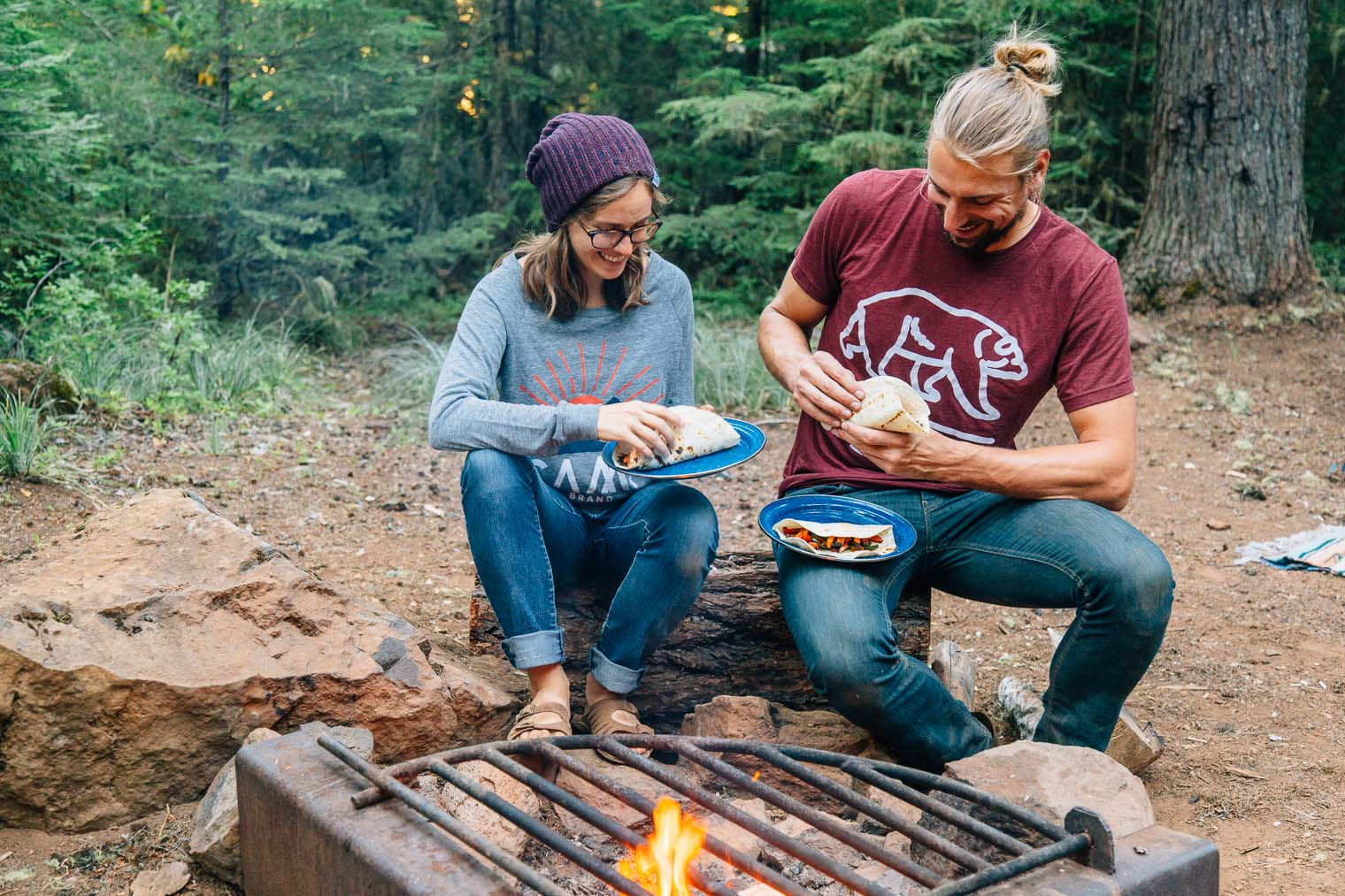how to plan a camping trip fresh off the grid