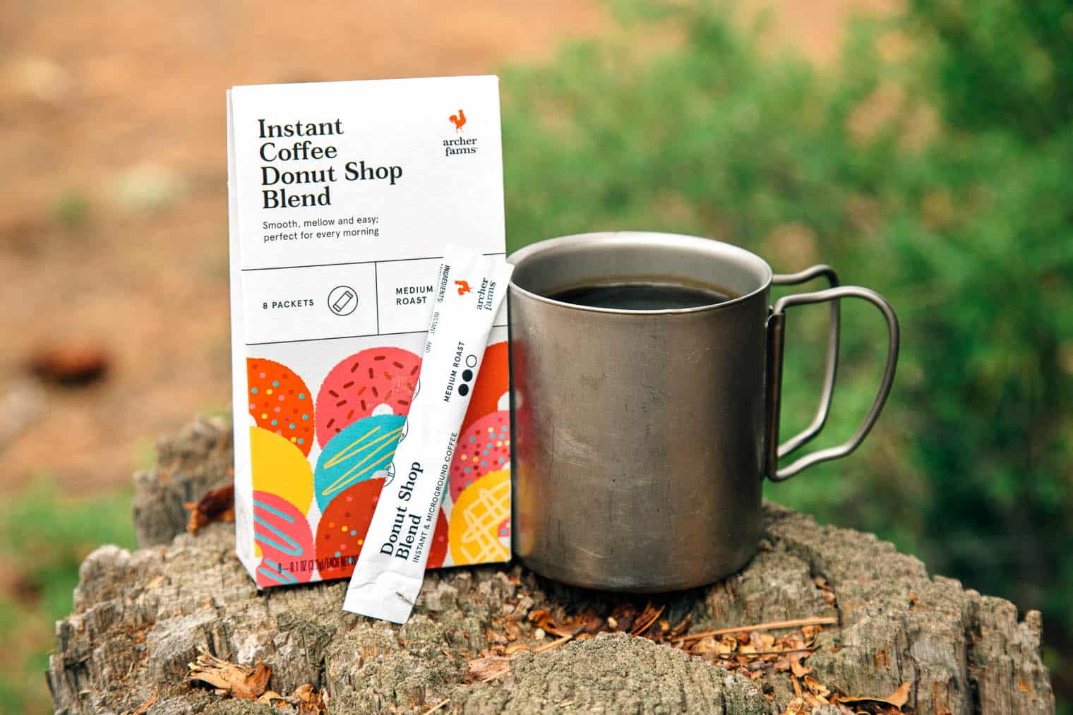 Target Archer Farms Instant Coffee - Instant Coffee for Backpacking
