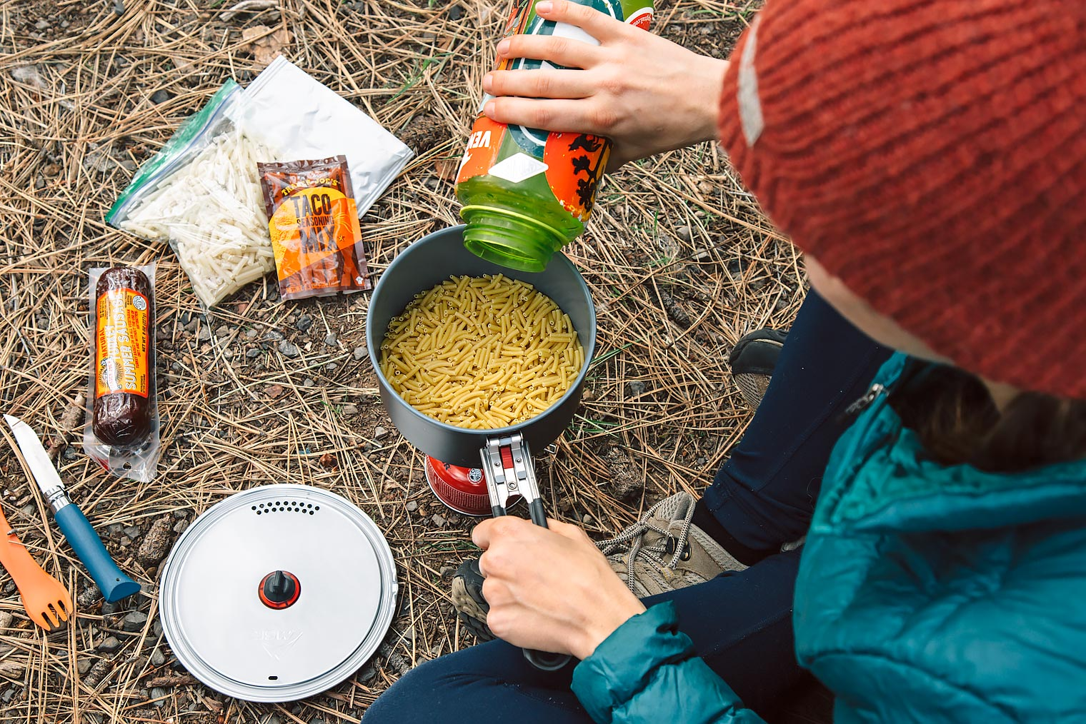20 Simple Backpacking Meal Ideas Using Items From Trader Joes