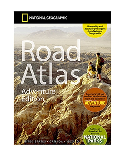How to find free camping in the us canada fresh off the grid national geographic road atlas adventure edition fandeluxe Image collections