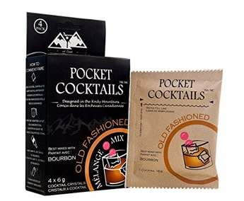 Barcountry Pocket Cocktail in packaging