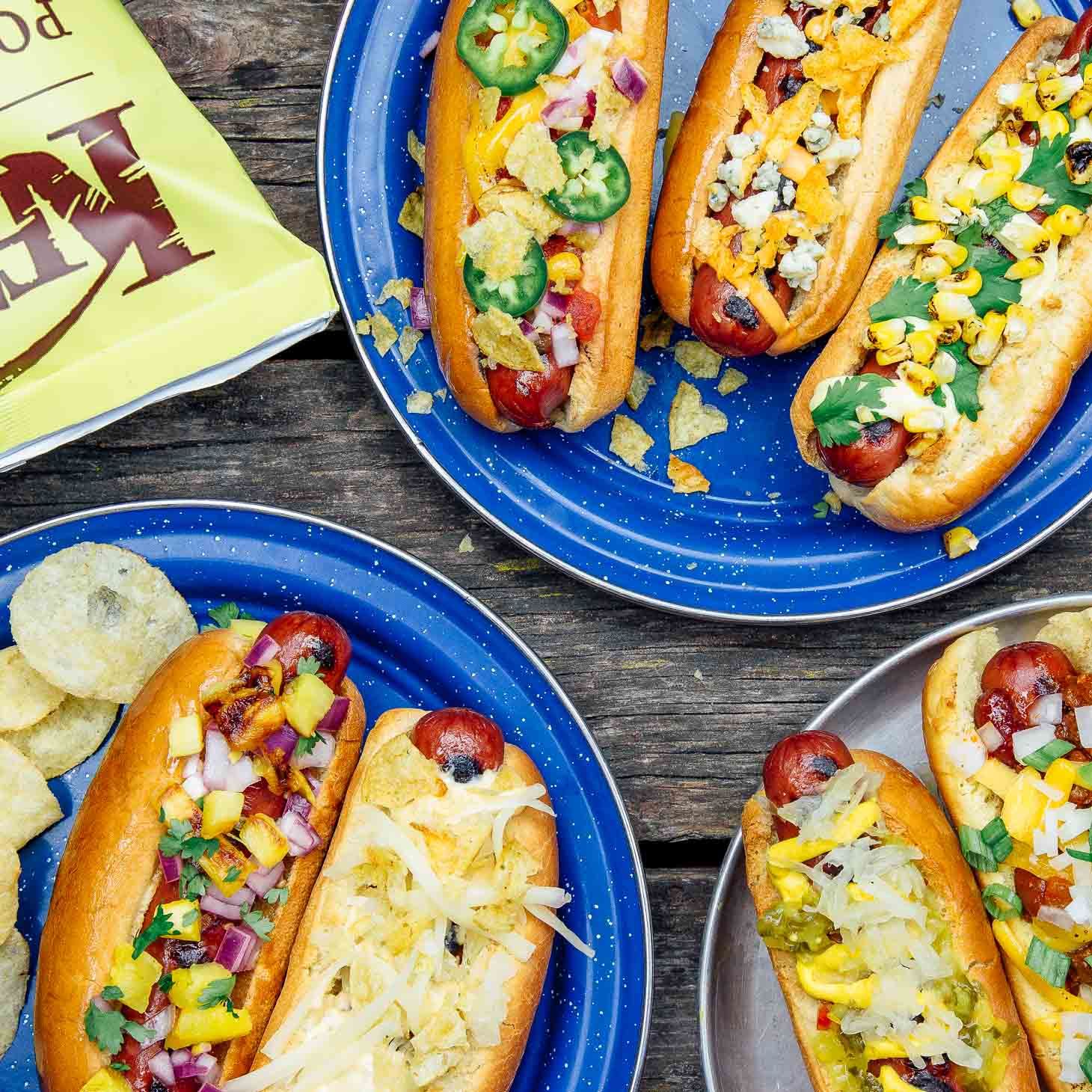 how to make hot dogs without a grill