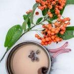 A mug of masala chai